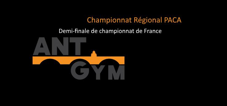 Championnat Régional d'Avignon du 7-8 Avril 2018