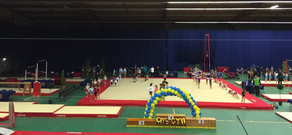 Open Gym 13 Marignane 15-16 Décembre 2018