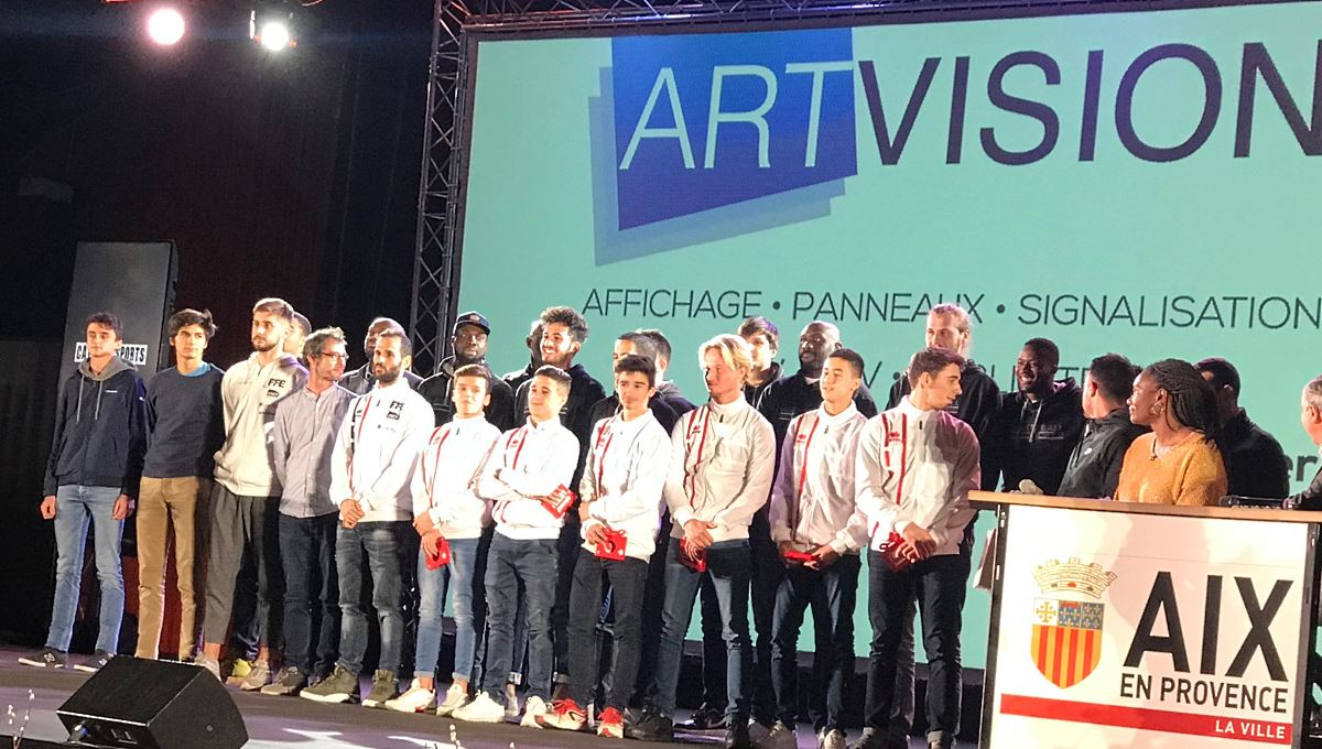 Trophées des Sports 2018 Aix en Provence