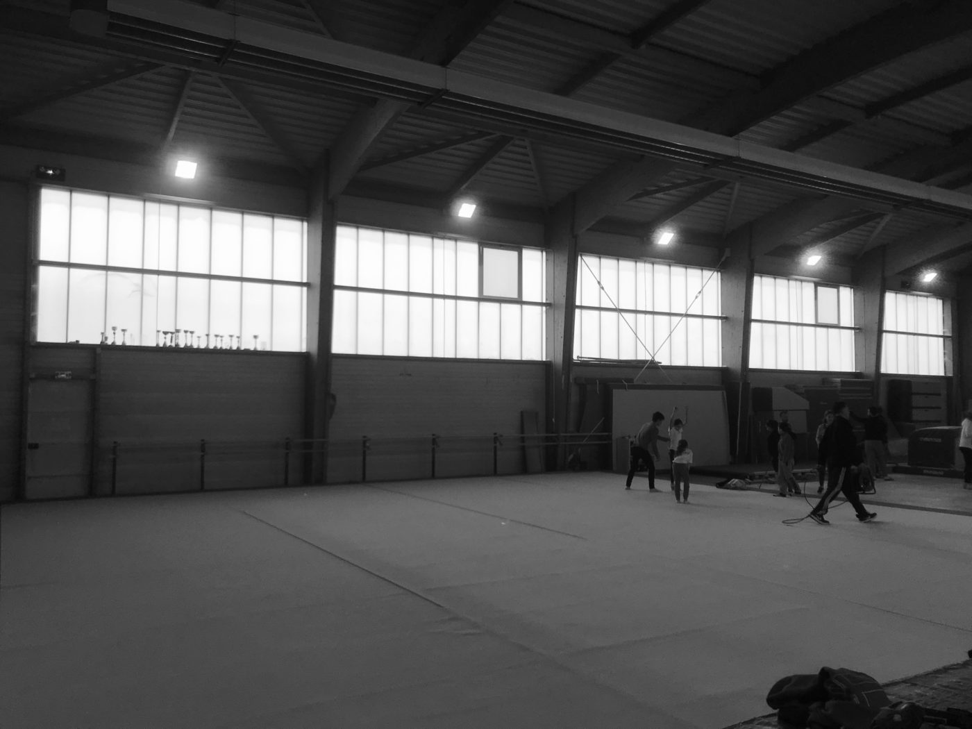 Nouveau gymnase version 2019