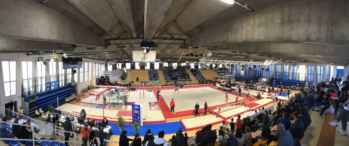 Dimanche de Gym à Avignon pour l'interdépartemental individuel