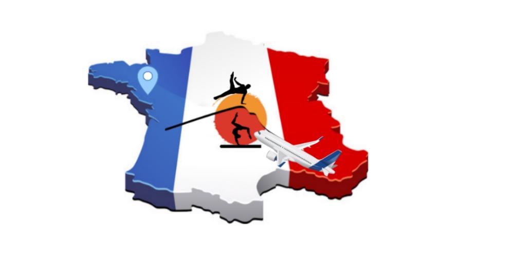 La délégation GPA à Mouilleron le Captif le 10-11-12 Mai 2019
