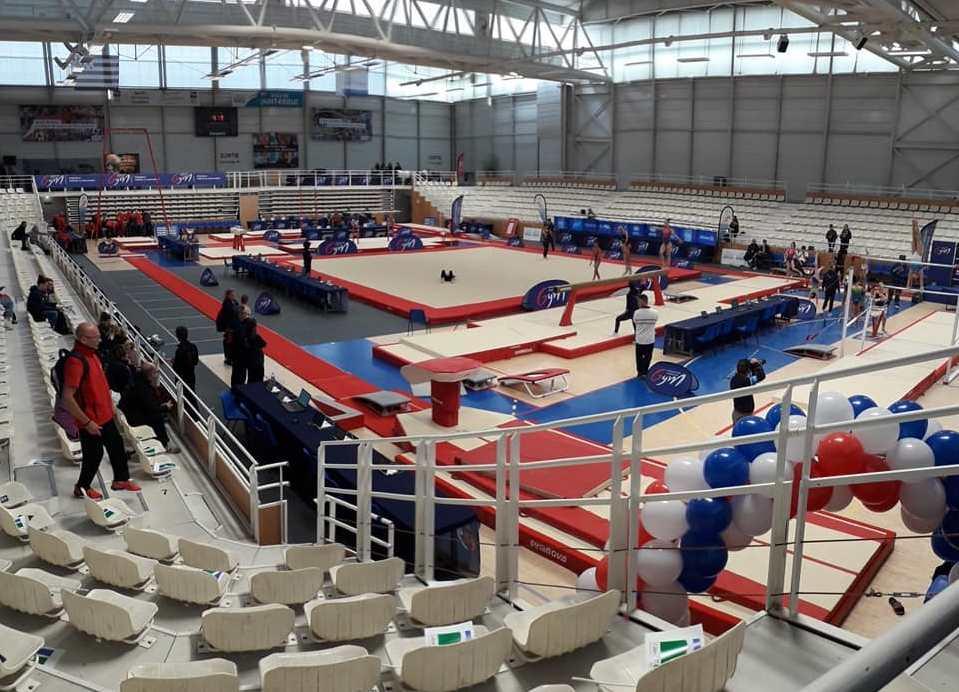 Résultat Championnat de France Elite à Saint Brieuc le 08/06/2019