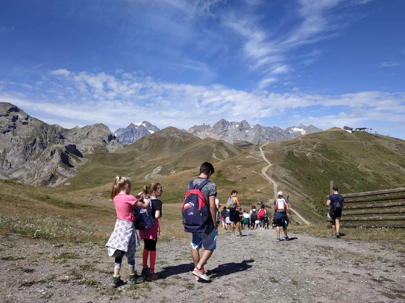 Pendant ce temps là, quelque part, dans les Alpes…