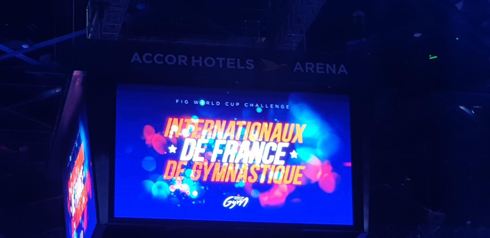 La GPA aux Internationaux de France de Gym 2019