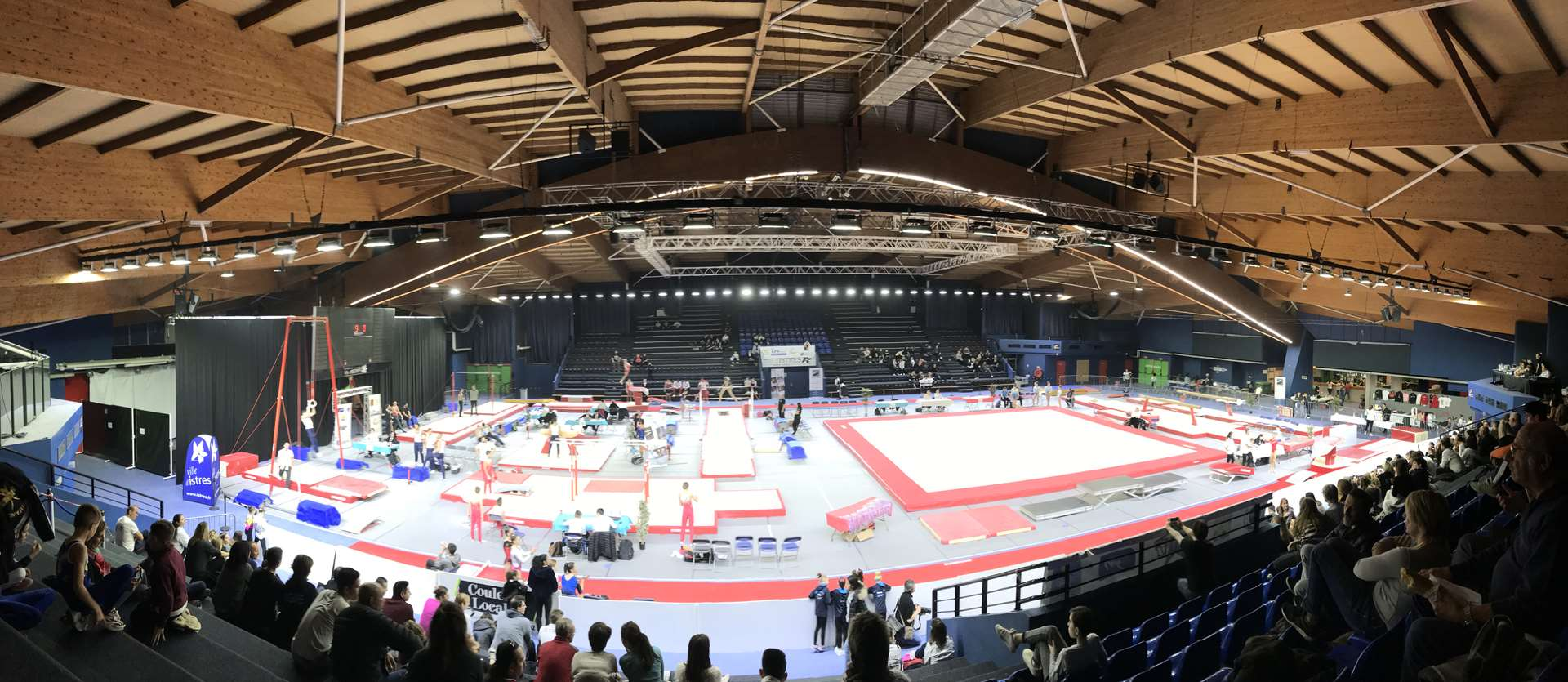 Résultat Open Gym 13 d'Istres 14-15/12/2019