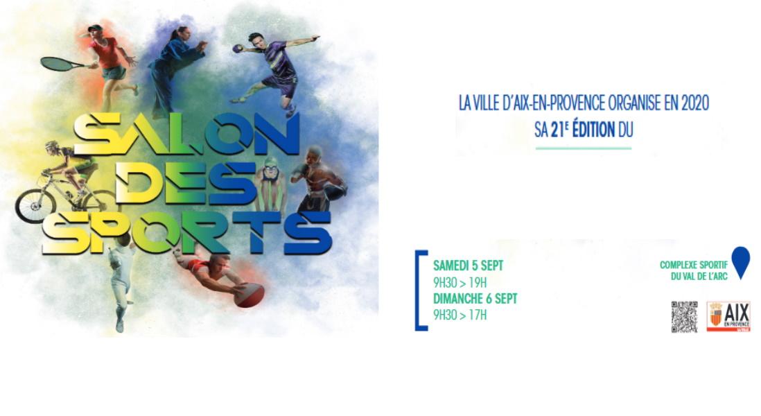 21ème Salon des Sports Samedi 5 et Dimanche 6 Septembre