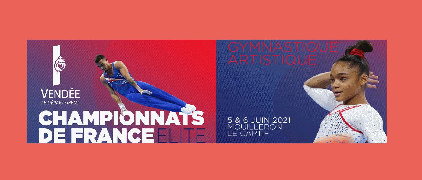 Championnat de France Elite à Mouilleron Le Captif le 05-06/05/2021